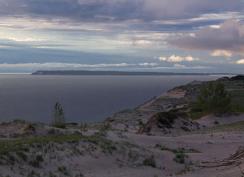 Manitou Islands and Sleeping Bear