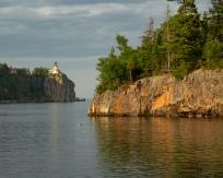 Split Rock Lighthouse, looking pretty great