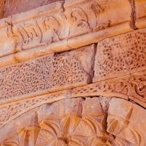 Detail of Armenian Monastery